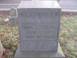 Emma <i>Eckhart</i> Covelens
