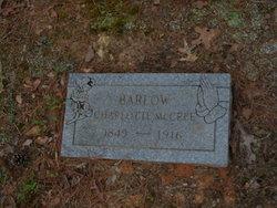 Charlotte <i>McCree</i> Barlow
