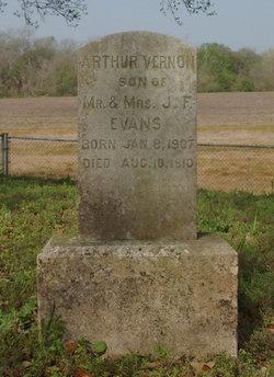 Arthur Vernon Evans