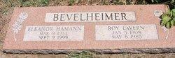 Eleanor Rebecca <i>Hamann</i> Bevelheimer