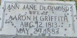 Ann Jane <i>DeArmond</i> Griffith