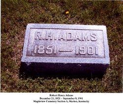 Robert Henry Adams