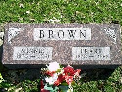 Francis Marion Frank Brown