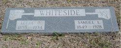 Samuel L. Whiteside