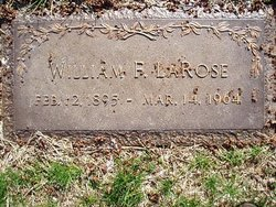 William Frank LaRose