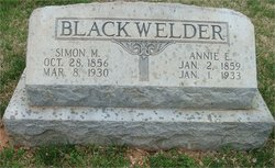 Annie Elizabeth <i>Griffith</i> Blackwelder
