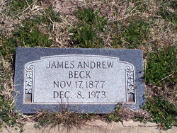 James Andrew Jim Beck