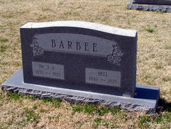 Bell <i>Cross</i> Barbee