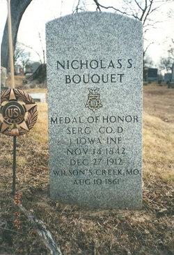 Nicholas Bouquet
