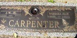 Barbara Jean <i>Johnson</i> Carpenter
