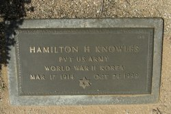 Hamilton H Knowles