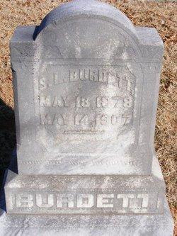 S L Burdett