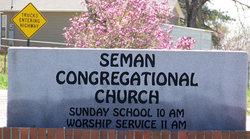 Seman Congregational Church Cemetery