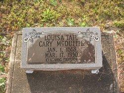 Louisa <i>Tate</i> Cary McDuffie