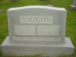 Edwin Banks Vaughn