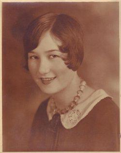 Eunice Edwina <i>Huggins</i> Cook