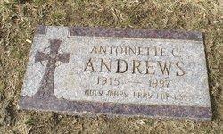 Antoinette <i>Guadagno</i> Andrews
