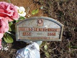 Rose Marie Bowman