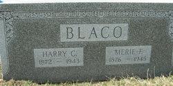 Harry Clark Blaco