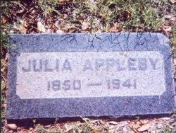 Florella Julia Julia <i>Taber</i> Appleby