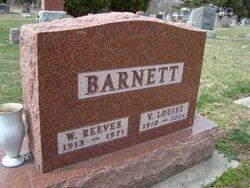Velma Louise <i>Burrows</i> Barnett