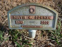 Melvin G Bowman