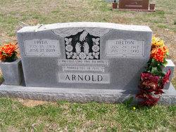 Freda Mae <i>Hatchett</i> Arnold