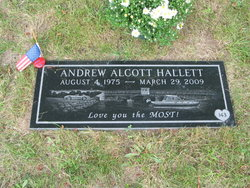 Andrew Alcott Andy Hallett