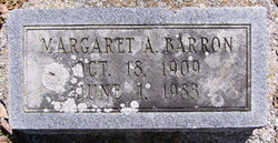 Margaret Ann <i>Bricker</i> Barron