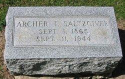 Archer Thomas Saltzgiver