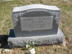 Harry Jackson Alger