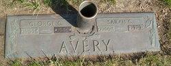 George Charles Avery