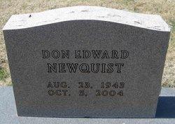 Don Edward Newquist