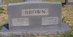 Ida <i>Henry</i> Brown