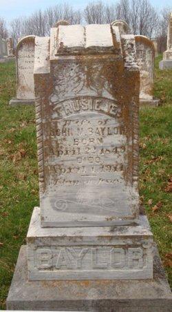Trusie Esteline <i>Clemmer</i> Baylor