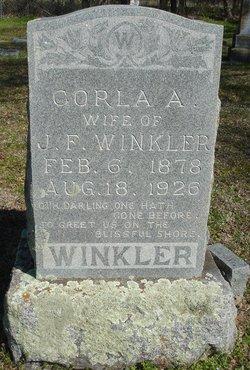 Corla A. <i>Hurst</i> Winkler