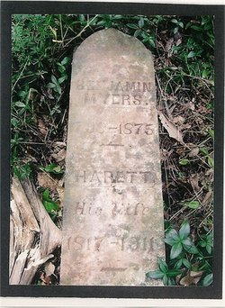 Harriett <i>Parsons</i> Myers