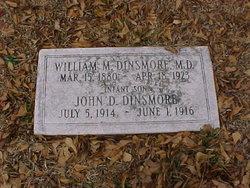 William Madison Dinsmore