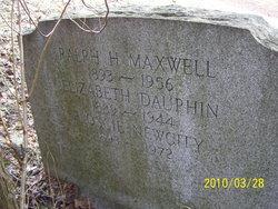 Ralph Henry Maxwell