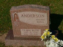 Clara Ruth Anderson