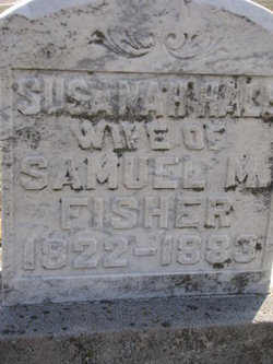 Susannah <i>Hale</i> Fisher