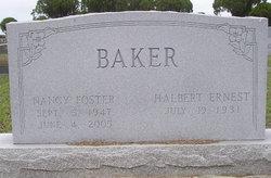 Nancy <i>Foster</i> Baker