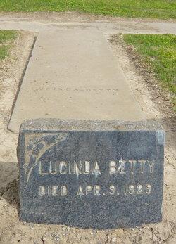 Lucinda Betty