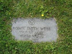 Romie Smith Webb