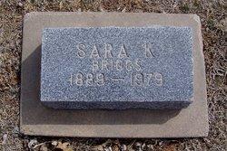 Sara <i>Klose</i> Briggs
