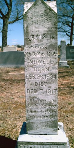 Lewis W. Nowell