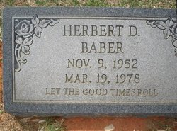 Herbert Daniel Baber
