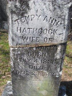 Tempy Ann <i>Hathcock</i> Baker