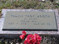 Travis Troy Booth