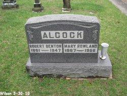 Robert Benton Alcock